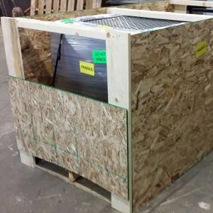 Wire Panels in Crate
